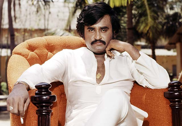 Did you know Rajinikanth is born in Bangalore in 1950