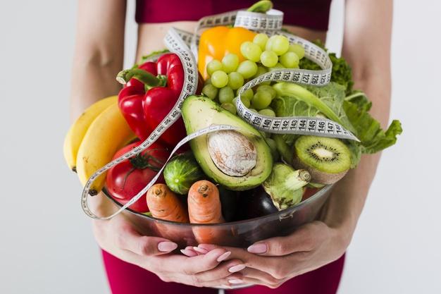 Eat Colorful Vegetables & Fruits