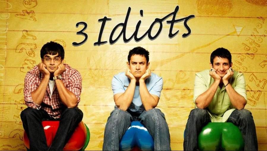 3 Idiots 2009 Full Hindi Movie