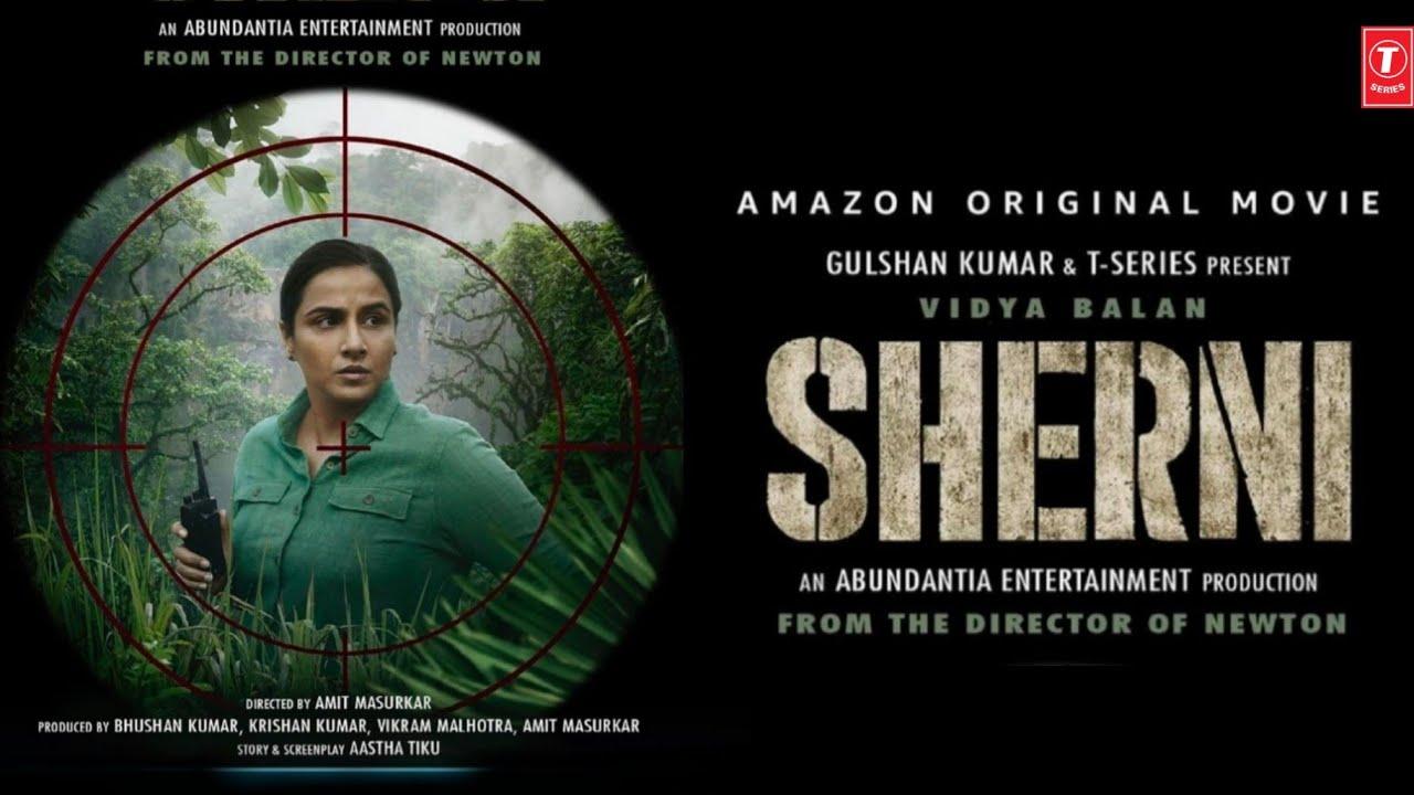 Watch Sherni 2021 Full Hindi Movie Free Online
