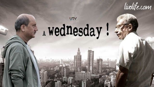 Watch A Wednesday 2008 Full Hindi Movie Free Online