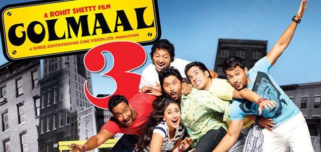 Watch Golmaal 3 2010 Full Hindi Movie Free Online