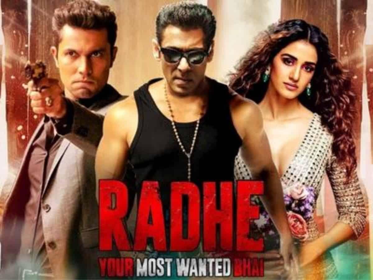 Watch Radhe 2021 Full Hindi Movie Free Online