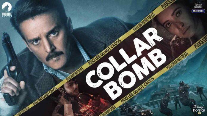 Collar Bomb 2021 Hindi Movie