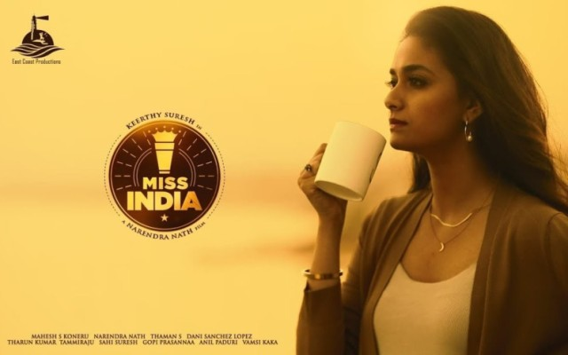 Miss India 2020 Full Hindi Movie