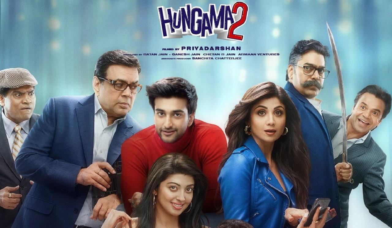 Watch Hungama 2 2021 Full Hindi Movie Free Online