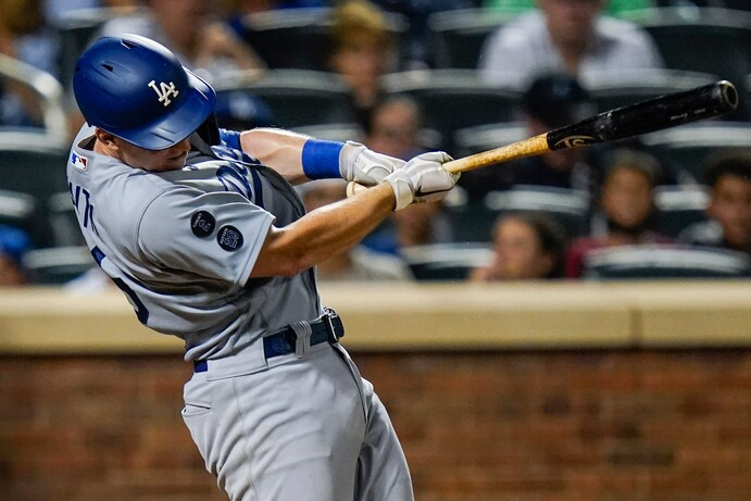 Smith's HR in 10th lifts Dodgers past Mets 6-5